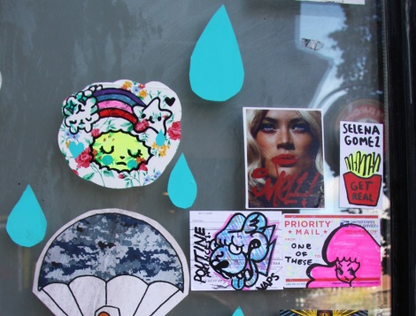 stickers by Stela, Naps, Zu, Selena Gomez and more