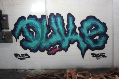 Duke found in the abandoned Transco
