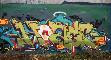 Hoacs in Hochelaga alley