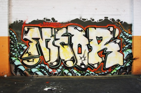 Meor found in the abandoned Transco