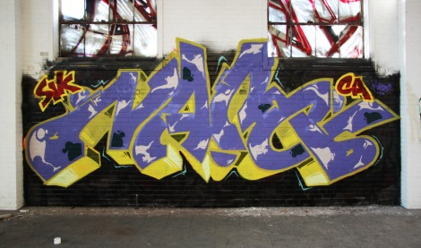 Narc in the abandoned Transco