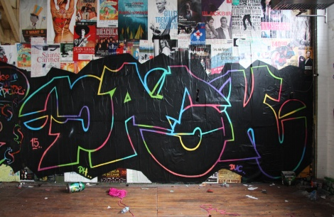 Pask found in the abandoned Transco