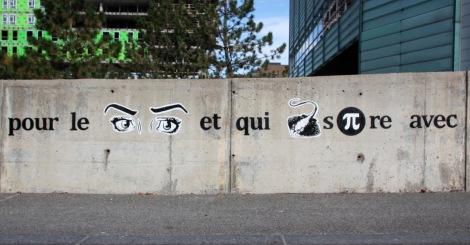 stencils by La Camaraderie on Savoie, detail