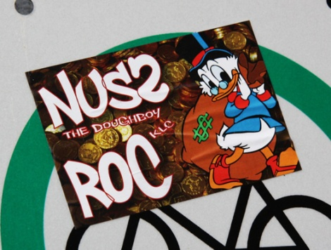Nustwo / ROC514 sticker