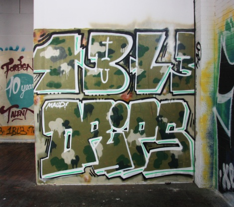 1BL3 / Drips in the abandoned Transco