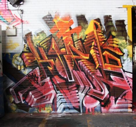 Korb in the abandoned Transco