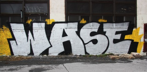 Wase in Mile End