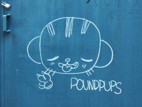 Figurative tag by Pound Puppy