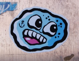 sticker by Timmy Drift aka Tim Skynz