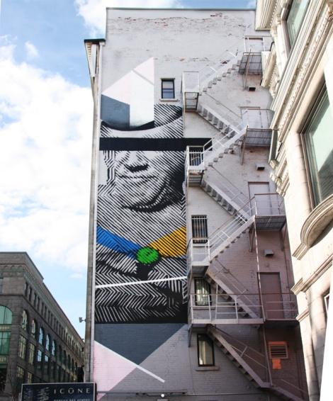 2Alas mural, downtown