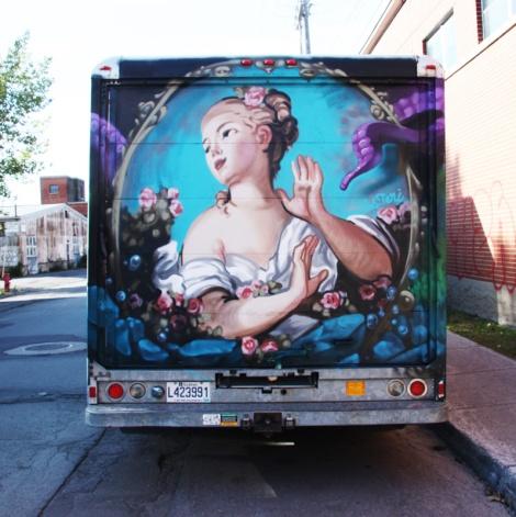 truck backside by Ms Teri