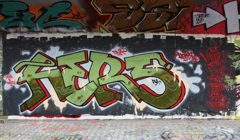 Hers at the PSC legal graffiti wall