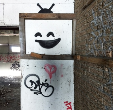 tag by Dré aka Earth Crusher