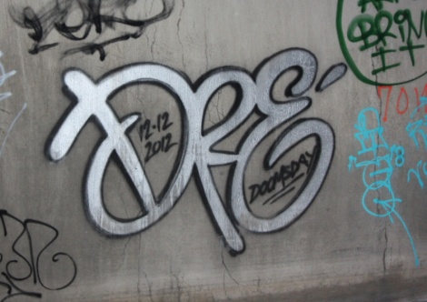 throw by Dré