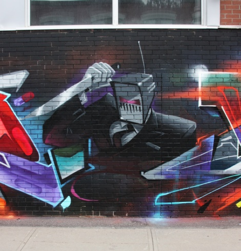 Earth Crusher from a K6A jam in St-Henri