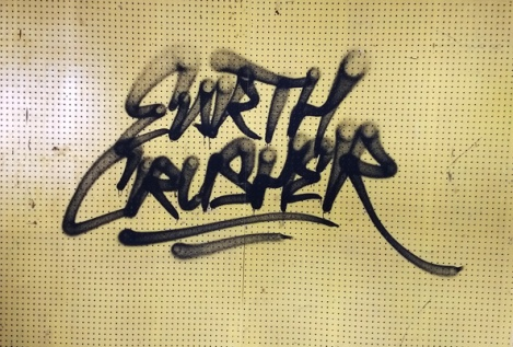 tag by earth Crusher