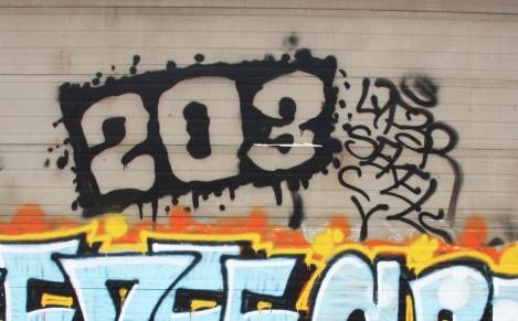 Lyfer/203 tag