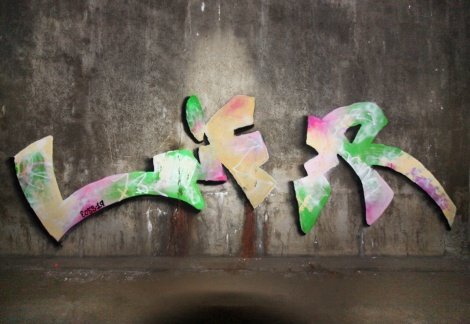 Lyfer, underground