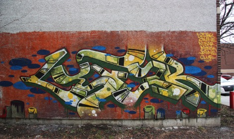 Lyfer piece in Ville-Marie