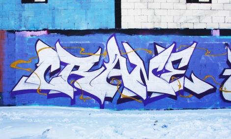 Crane piece in Rosemont