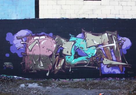 Debza piece in Rosemont
