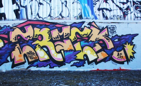 Crack in Rosemont