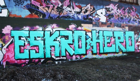 Eskro and Hero in Rosemont