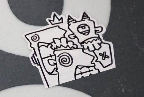 sticker by Ninjas In Action