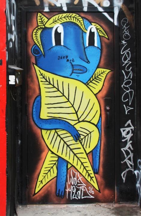 Waxhead piece on St-Laurent