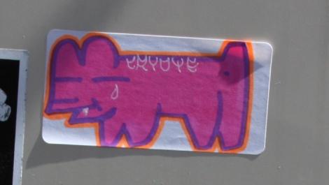 hand-drawn sticker by Cryote