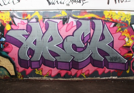 Arek piece found in Côte-des-Neiges