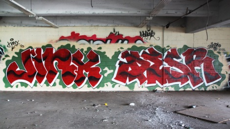 Jinx and Desr pieces found in St-Michel