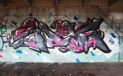 Ekes in the abandoned Transco