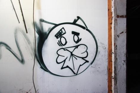 Jmoe's Phantom Cat in the abandoned Transco