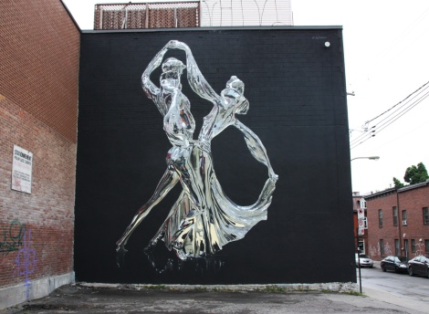 Bik Ismo for the 2016 edition of Mural Festival