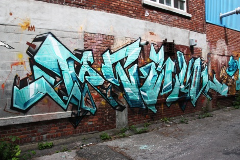 Acek piece in Hochelaga