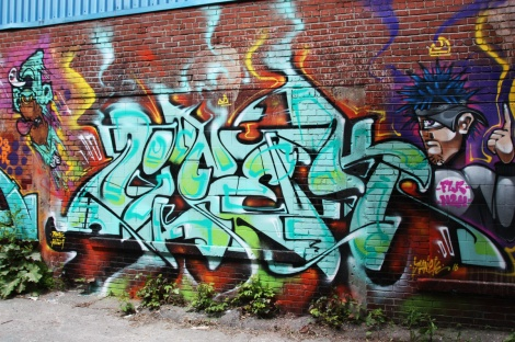 Janek piece in Hochelaga