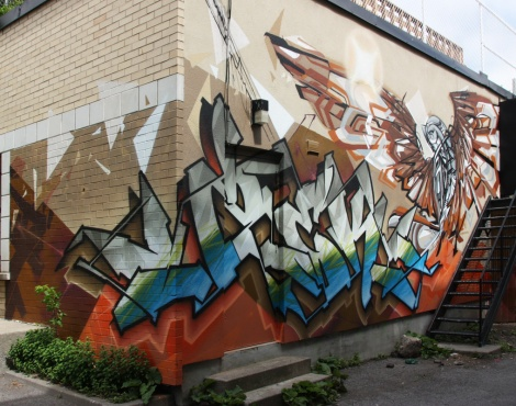 piece in Hochelaga