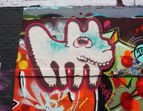 small piece by Cryote in Rosemont