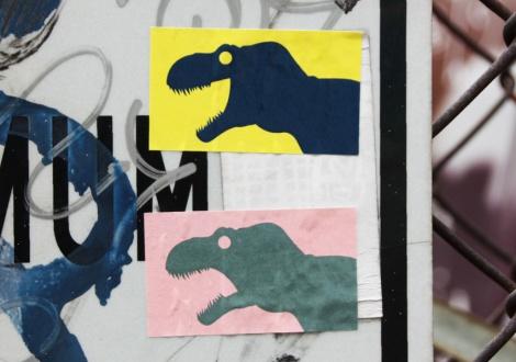 Il Flatcha stickers