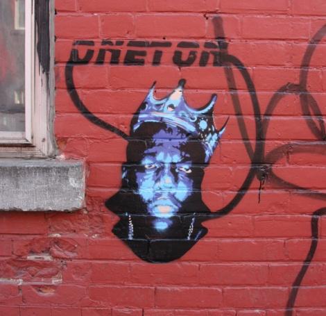 One Ton stencil