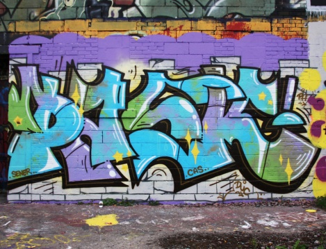 Pask's contribution to the 203 Crew's 10th anniversary jam