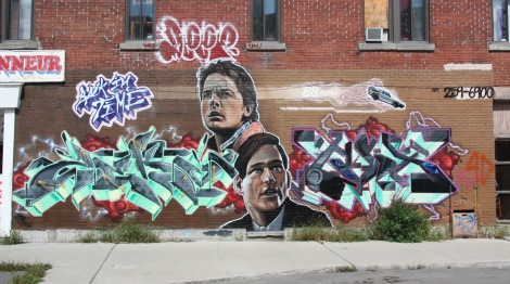 Zek and Hsix in Hochelaga
