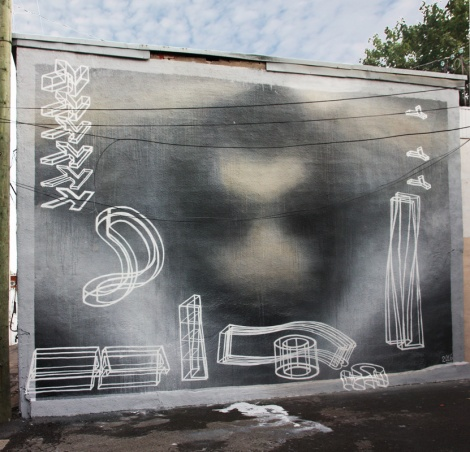 Bosny and Koal collaboration for Plaza Walls