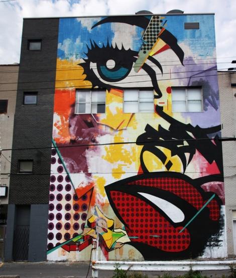 Sen2 Figueroa mural at Plaza Walls