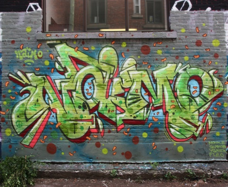 Naimo's part in a K6A jam in Hochelaga