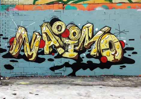 Naimo piece in Rosemont