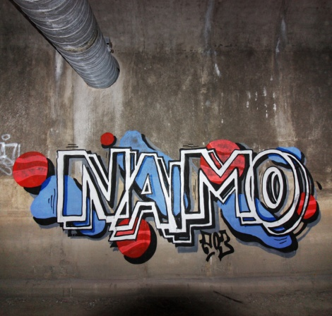 Naimo in a dark place