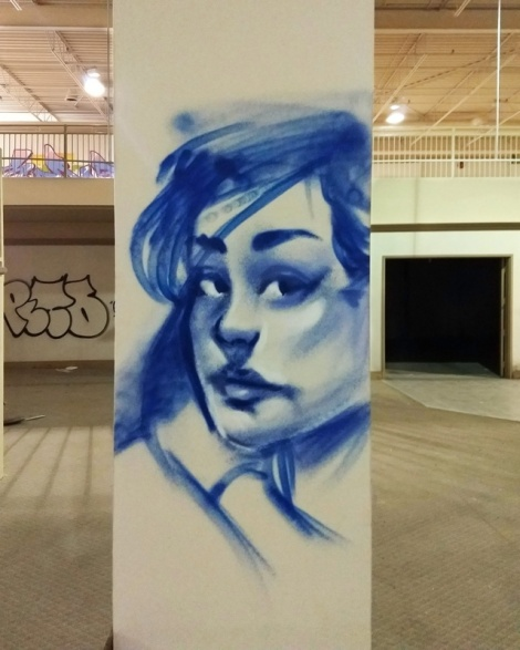 quickie by Rouks in an abandoned building