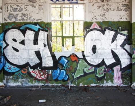 "Shok inside the abandoned ""Jailspot"""